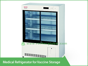 Medical Refrigerator for Vaccine