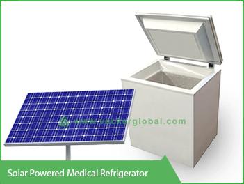 solar-medical-refrigerator